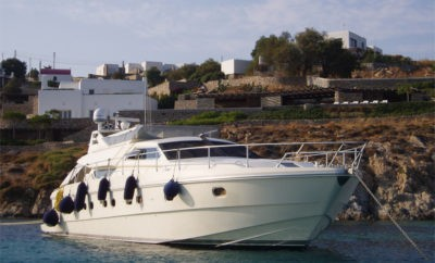An ideal solution for family Motor Yacht experience in Greece