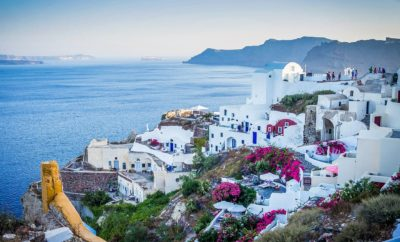 Why Spring Is the Perfect Time to Sail the Greek Islands